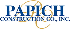 Papich Construction Company logo
